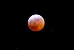 Eclipse de Luna desde Lliça