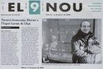 José Luis Navarro y EspaiGarum en EL9NOU