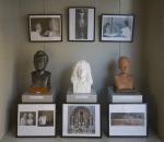 Espai Garum. Inauguración de 50 años de Escultura, de Máximo Herrera