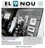 Yolanda Crevoisier y Espai Garum en El9Nou
