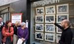 Inauguración Espai Garum 37. Algunas fotos de viajes de Bernardo Muñoz