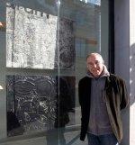 Carles Vives inaugura «Pos-Pòsit» a l'Espai Garum