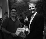 Presentación de la revista VALLESOS en la Fonda Europa de Granollers