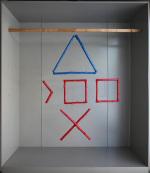 Espai Garum inauguró la exposición nº 50 con la obra SENYALS del escultor Andy Schuster