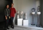 Inaugurada la exposición Espacios para el recuerdo, de Sara Muñoz y Cristina Lozano