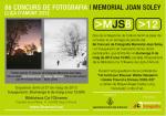 Concurso de fotografía Memorial Joan Soley 2012. Entrega de premios