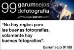 Garumsejos de Fotografía del 1 al 10