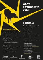 Biennal Olot Fotografia 2012. Totes les activitats