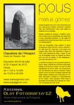 Màrius Gómez exposa «POUS» en la X Biennal Olot Fotografia 2012