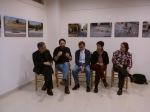 Inauguració de l'exposició «la meva Mitja» de Màrius Gómez