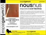 Exposició de nus per iniciar el 2013