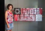 Anna Codina inaugura la setena temporada d'Espai Garum amb l'exposició TEXTURART
