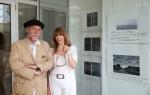 Teresa Romanillos i Martí Boada inauguren «La Calma»