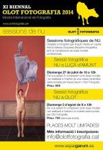 Fotografia de nu a la Biennal Olot Fotografia 2014