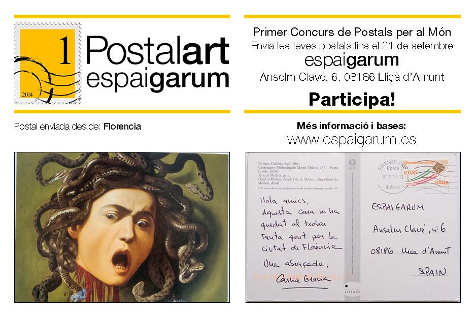 Postalart 14 019