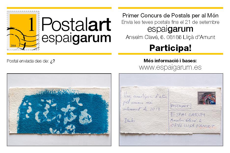 Postalart 14 021