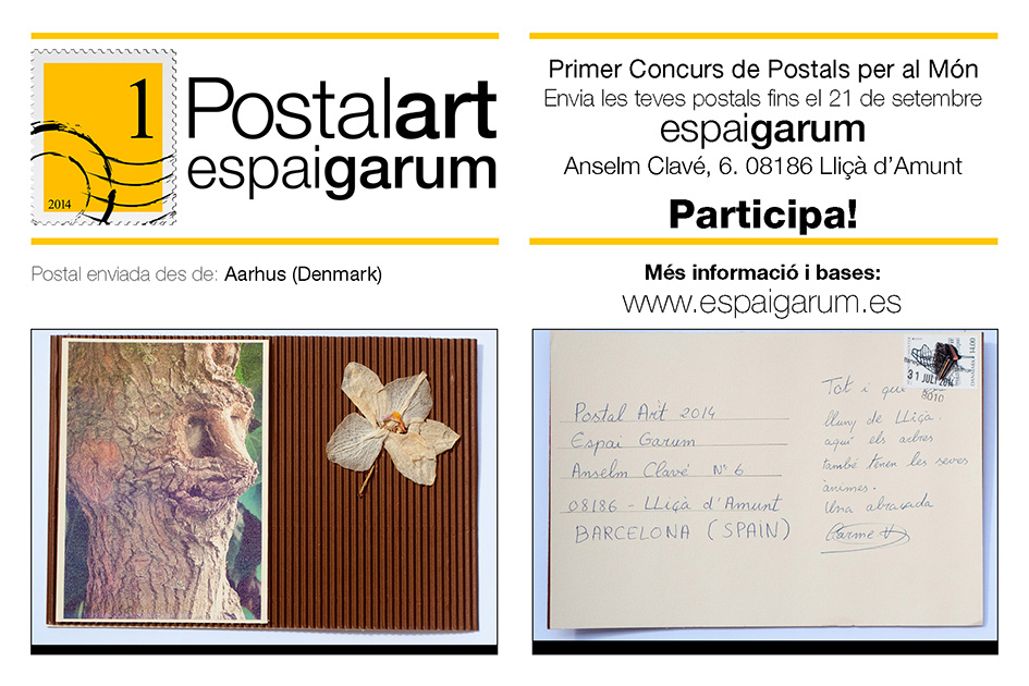Postalart 14 008
