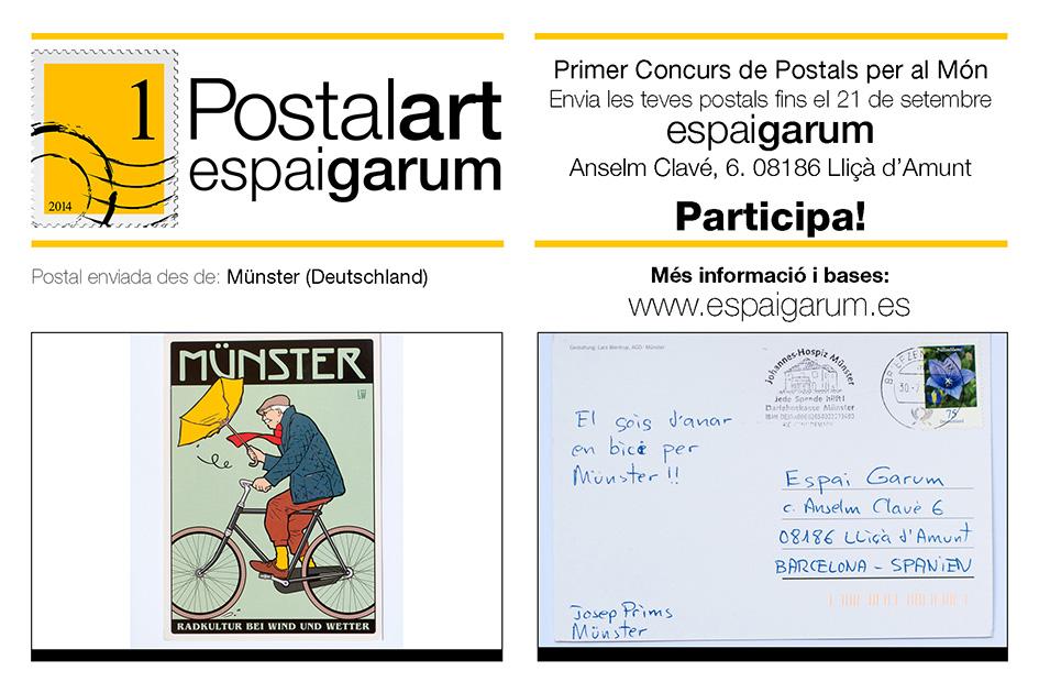 Postalart 14 009