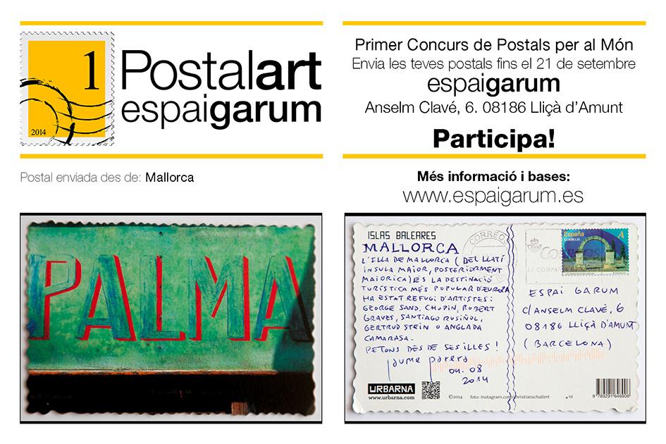 Postalart 14 011