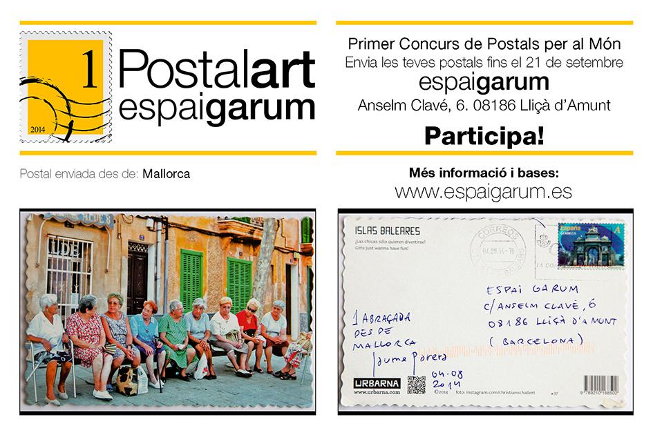Postalart 14 014