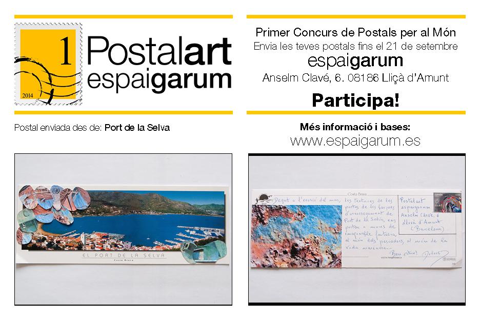 Postalart 14 016