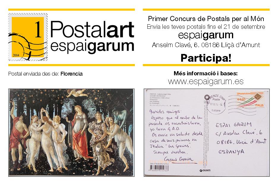 Postalart 14 018