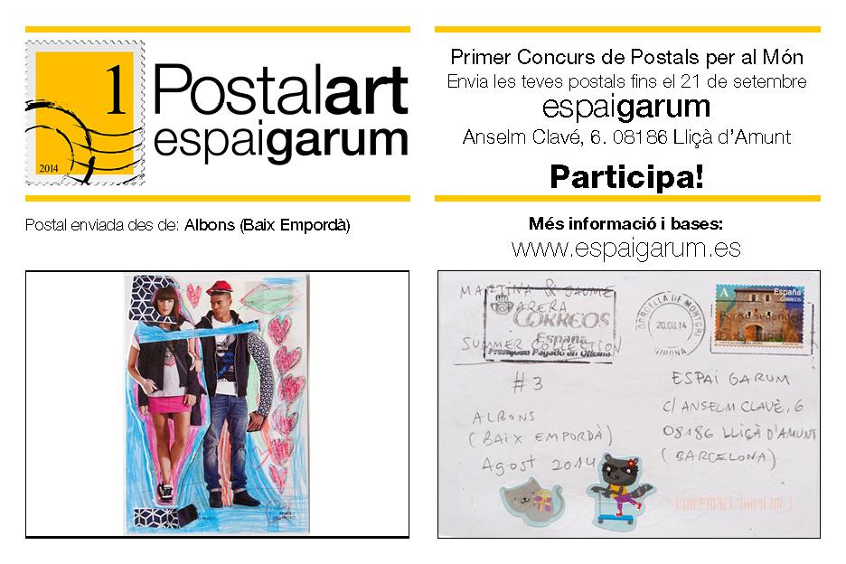 Postalart 14 020
