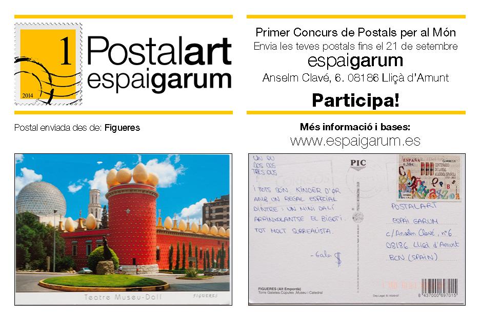 Postalart 14 022