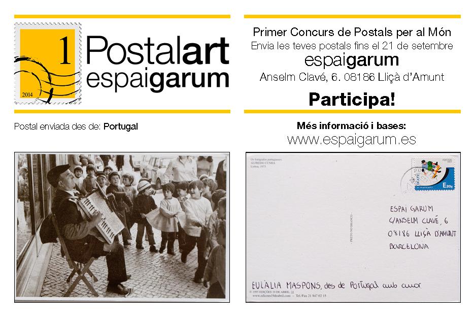 Postalart 14 025