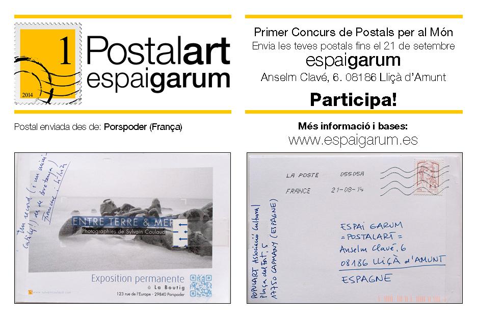 Postalart 14 029