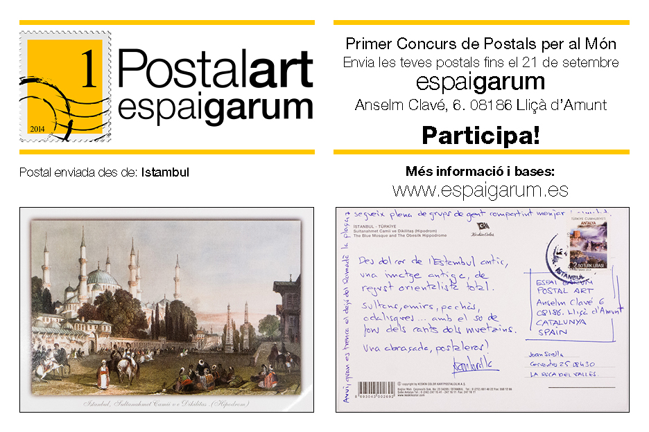 Postalart 14 035