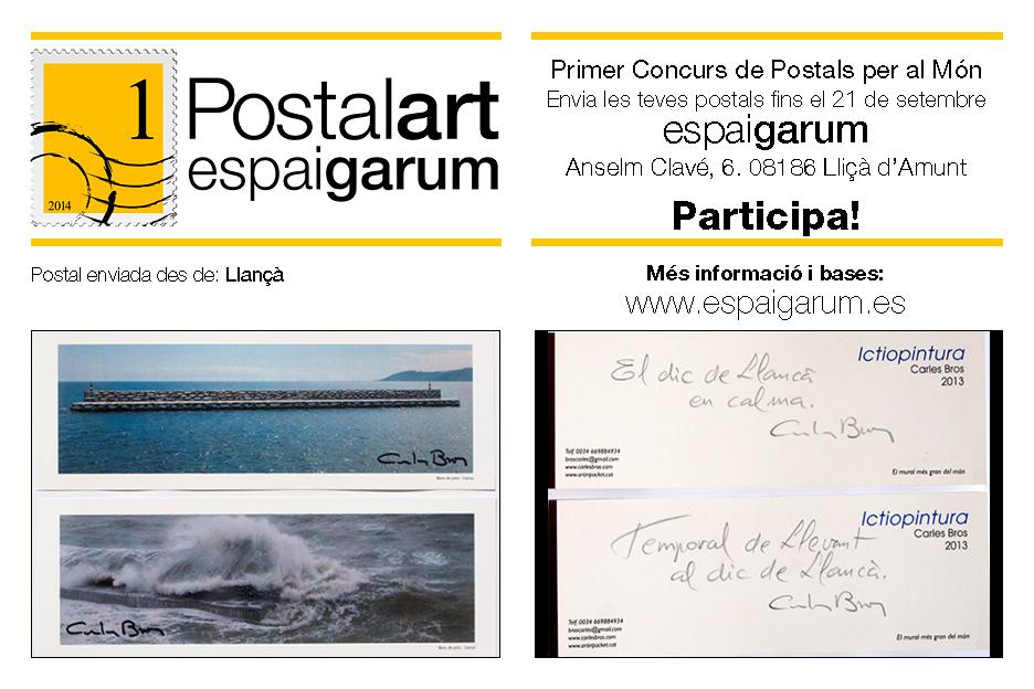 Postalart 14 042