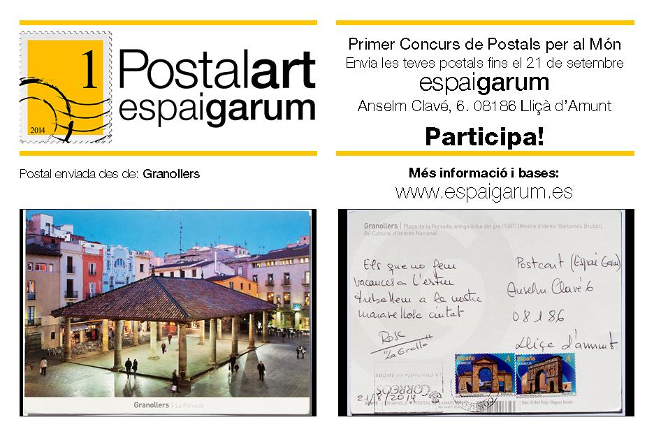 Postalart 14 051