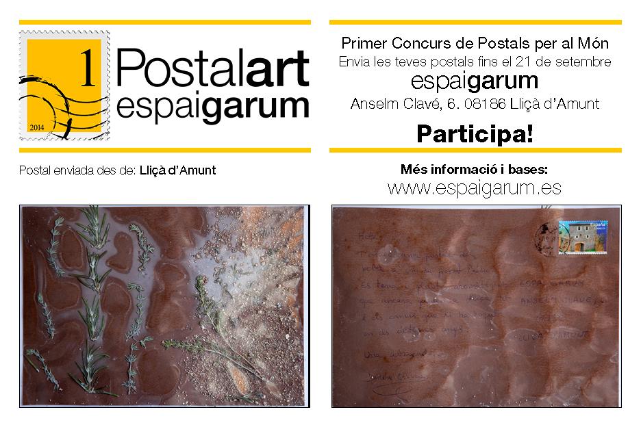 Postalart 14 061