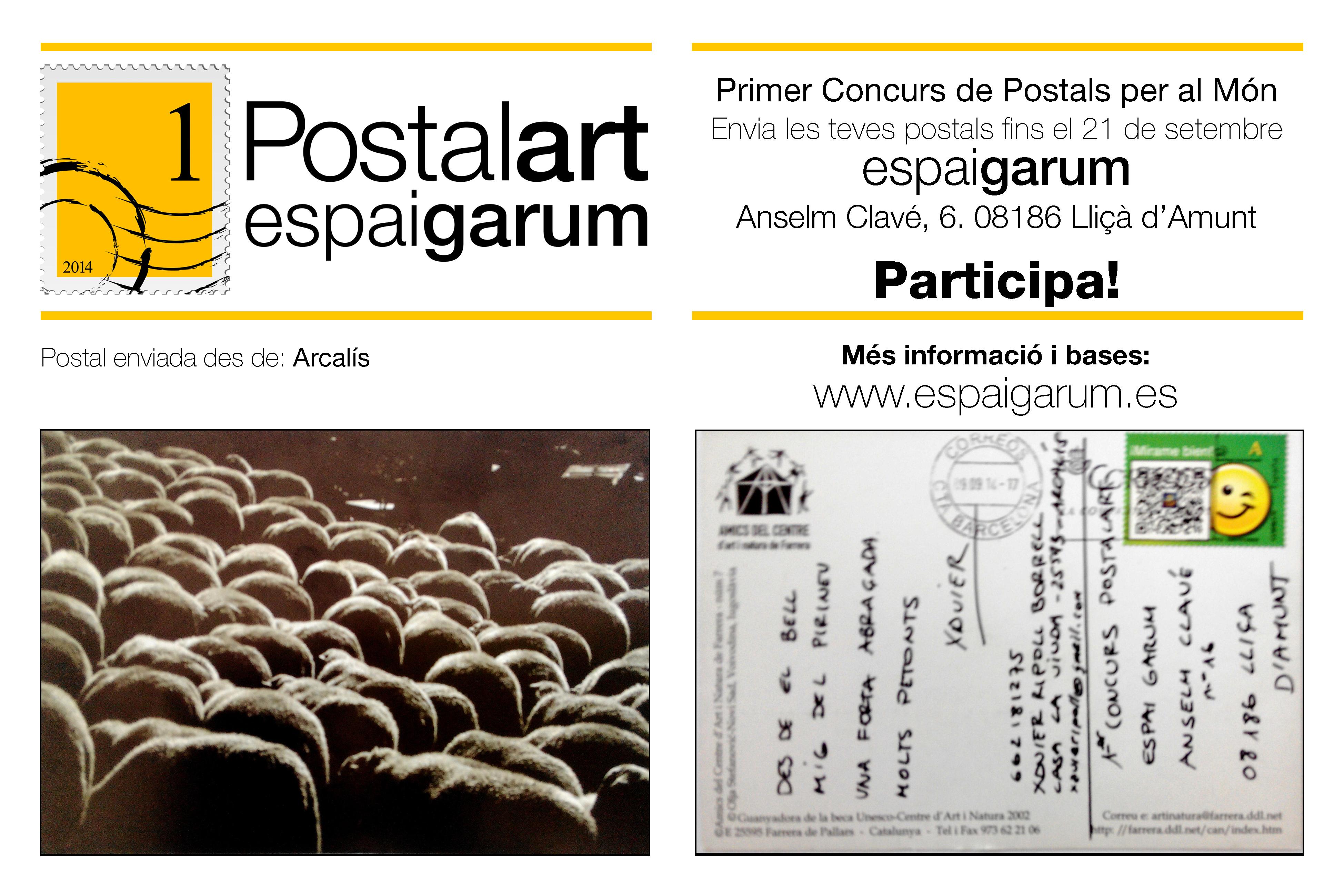 Postalart 14 063