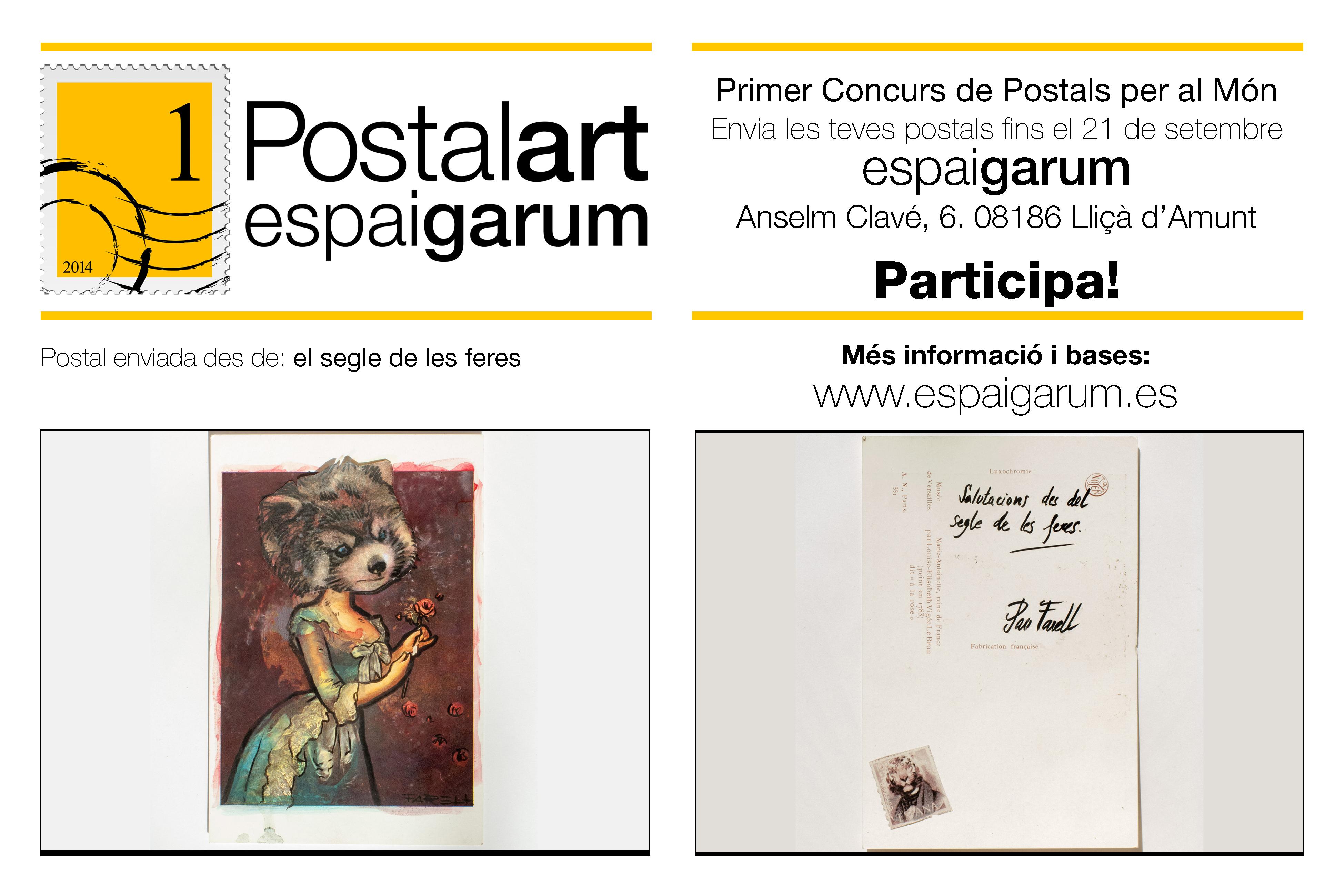 Postalart 14 067