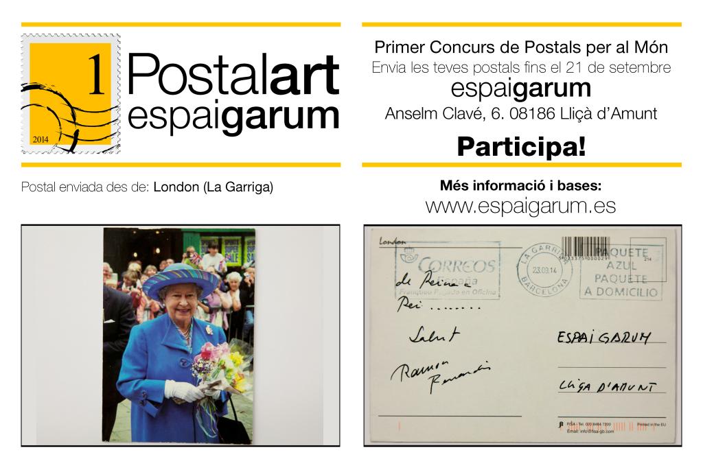 Postalart 14 072